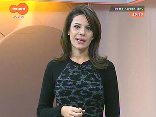 TVCOM 20 Horas - Sartori vai a Brasília em busca de novos empréstimos que serão possíveis após a renegociação da dívida do estado - 30/06/2015