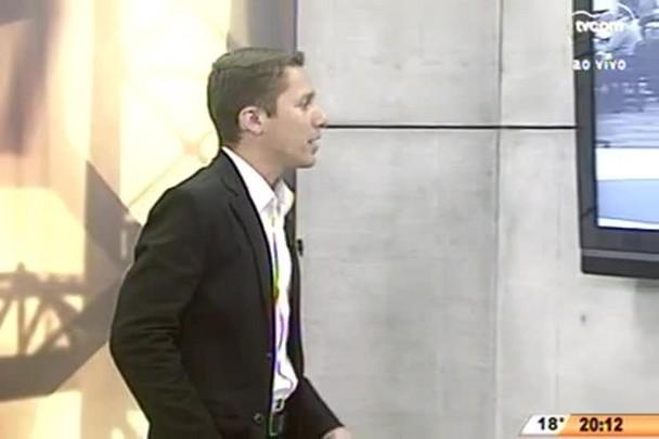 TVCOM 20 Horas - Conselho de Ética da Câmara da capital pede cassação de Cesar Faria - 16.07.15