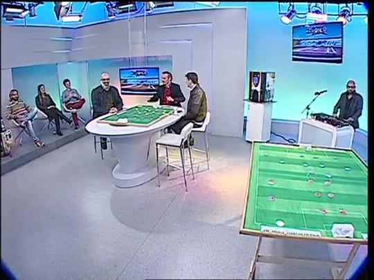 Super TVCOM Esportes - Abertura e dicas culturais com Roger Lerina - 24/07/15