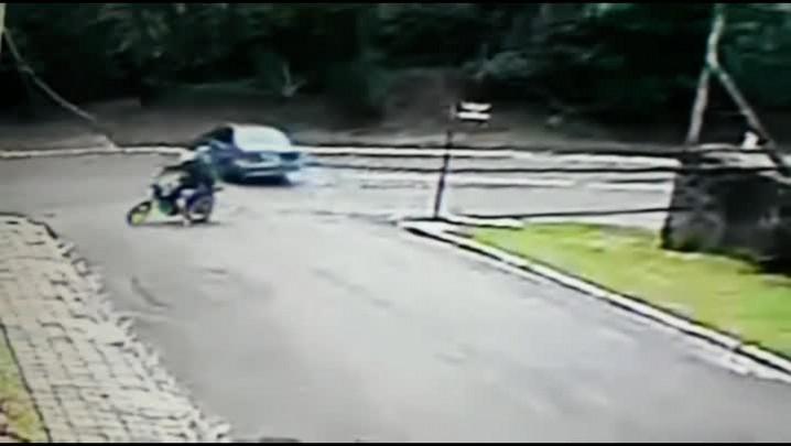 Vídeo mostra momento do assalto com morte em Novo Hamburgo