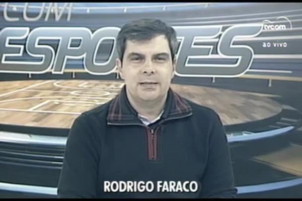 TVCOM Esportes. 1º Bloco. 03.11.15