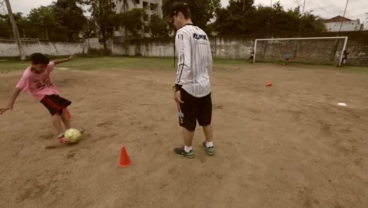A missão do Ajax da Cruzeiro