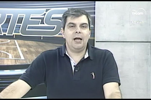 TVCOM Esportes. 4º Bloco. 17.12.15