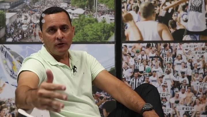 """Hudson Coutinho, técnico do Figueirense: \""""Futebol não pode ficar parado nos métodos antigos\"""""""