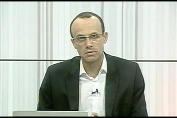 TVCOM Conversas Cruzadas. 1º Bloco. 04.02.16