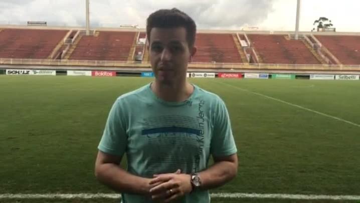 Elton Carvalho: após derrota para o Avaí, saída de PC Gusmão do JEC é questão de tempo