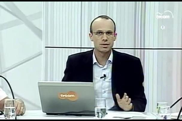 TVCOM Conversas Cruzadas. 2º Bloco. 16.02.16