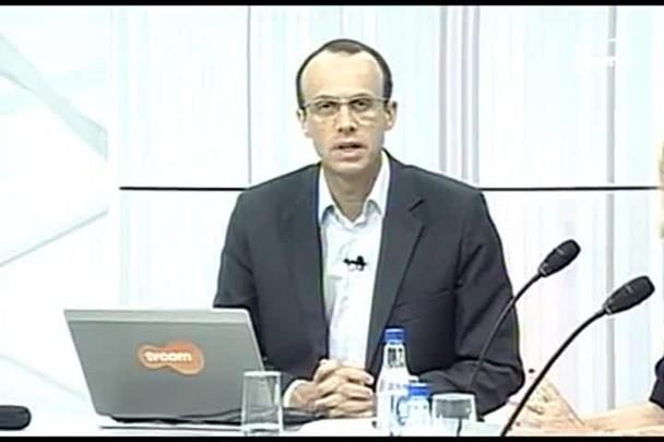 TVCOM Conversas Cruzadas. 4º Bloco. 11.03.16