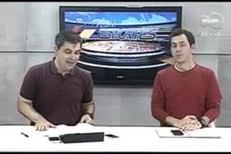 TVCOM Esportes. 1º Bloco. 26.08.16