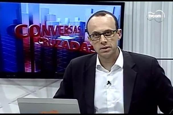 TVCOM Conversas Cruzadas.3º Bloco. 14.09.16