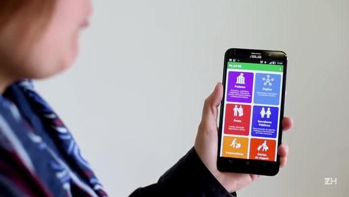 Entenda como funciona o aplicativo para acompanhar as finanças do Estado em tempo real