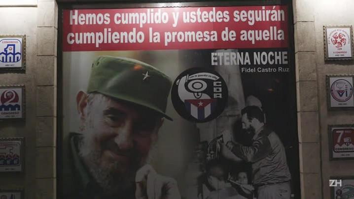 Fidel, o eterno líder de muitos cubanos