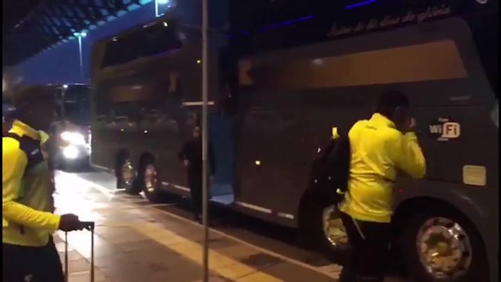 Barcelona-EQU chega a Porto Alegre