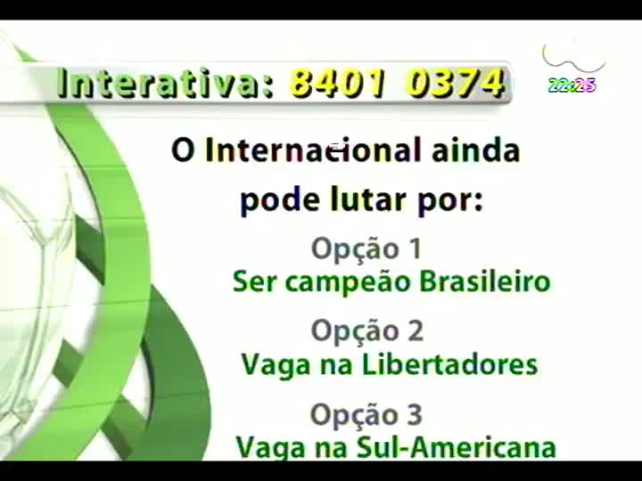 Bate Bola - 09/09/2012 - Bloco 4