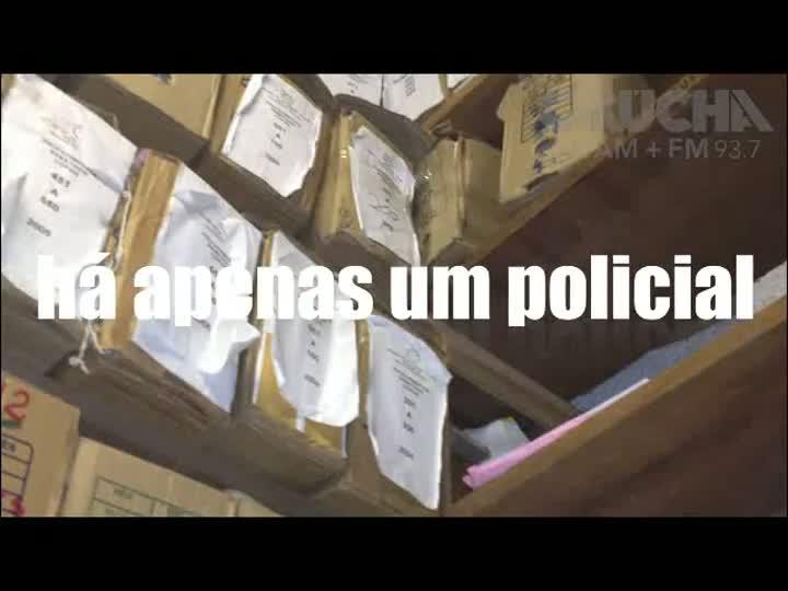 DPs - Delegacias do Passado: Balneário Quintão, o trabalho de um homem só_