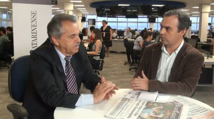 Vereadores eleitos da Capital - Entrevista com Dalmo Meneses