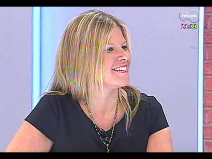 Mãos e Mentes - Gerente da Lee Hecht Harrison/DBM, unidade Porto Alegre, Rose Russowski - Bloco 1 - 20/02/2013