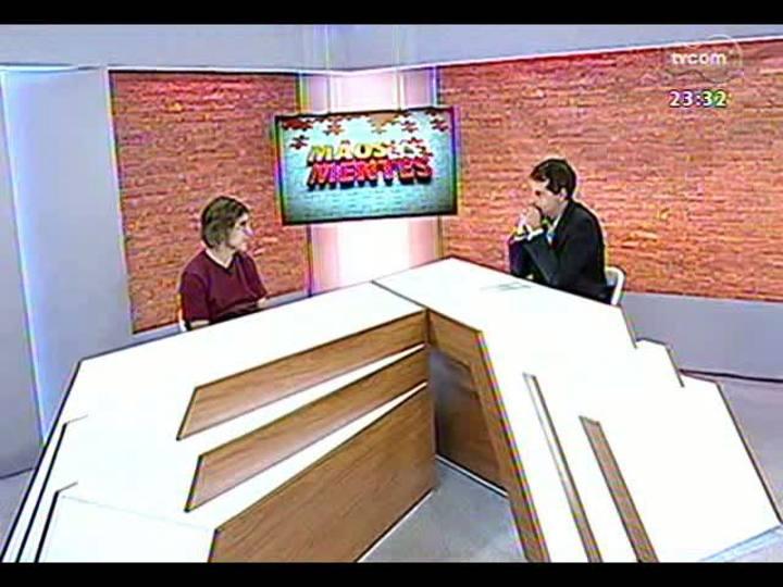 Mãos e Mentes - Montador de filmes e programadas de televisão, Giba Assis Brasil - Bloco 1 - 05/03/2013