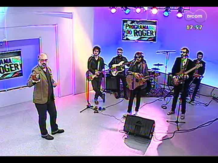 Programa do Roger - Confira a participação da banda General Bonimores - bloco 2 - 06/05/2013