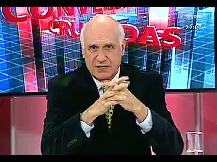 Conversas Cruzadas - Operação Leite Compensado: debate sobre como os infratores operavam na fraude e o que ainda está por acontecer - Bloco 1 - 09/05/2013