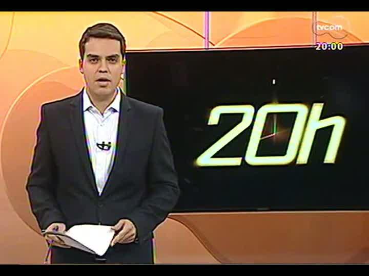 TVCOM 20 Horas - Explicações e avaliações das autoridades sobre os protestos na Capital - Bloco 1 - 17/06/2013