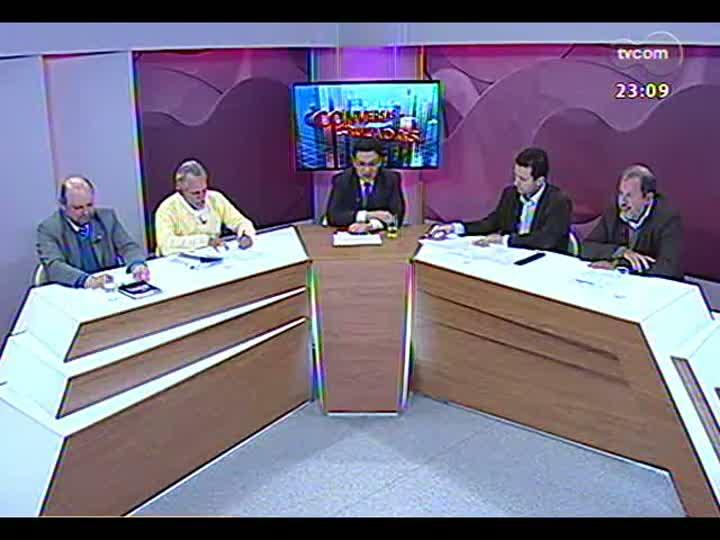 Conversas Cruzadas - Avaliação do que está acontecendo de novo em Brasília com o resultado do clamor popular - Bloco 1 - 27/06/2013