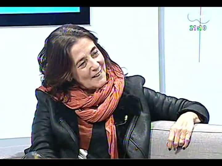 """TVCOM Tudo Mais - Conversa com Claudia Lisboa sobre o lançamento do livro \""""Os astros sempre nos acompanham\"""""""