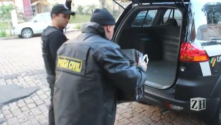 Polícia Civil investiga fraudes em concurso público