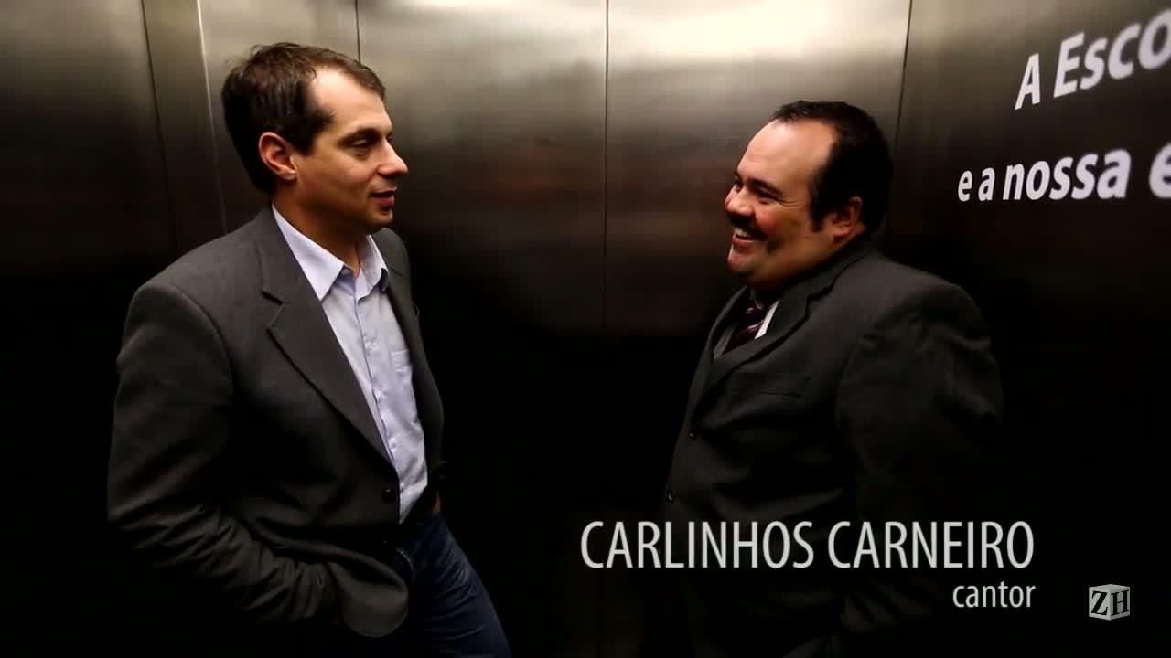 Conversa de Elevador: Carlinhos Carneiro