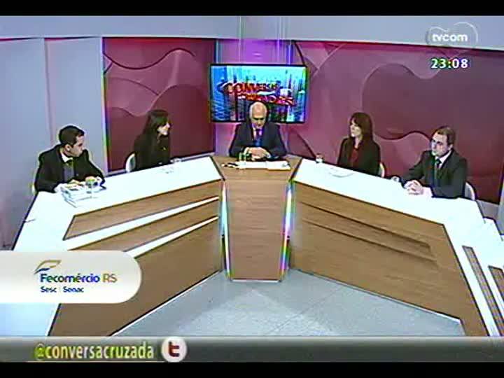 Conversas Cruzadas - Análise da situação dos jovens que incendiaram a escola em Eldorado do Sul - Bloco 4 - 22/08/2013