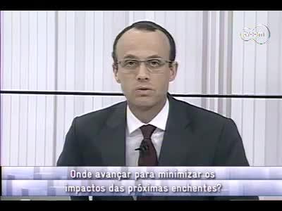 Conversas Cruzadas - Chuvas em Santa Catarina - 2º bloco – 23/09/2013