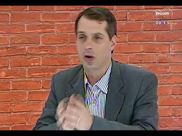 Mãos e Mentes - Empresário, sócio da Imgnation, Maurício Schneider - Bloco 4 - 24/10/2013