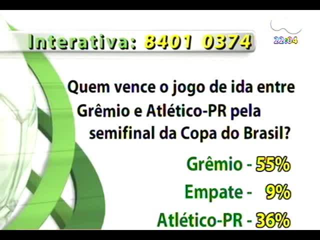 Bate Bola - Repercussão de toda rodada do Campeonato Brasileiro 2013 - Bloco 2 - 27/10/2013