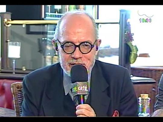 Café TVCOM - O presidente do Uruguai e o pensamento do futuro - Bloco 3 - 30/11/2013