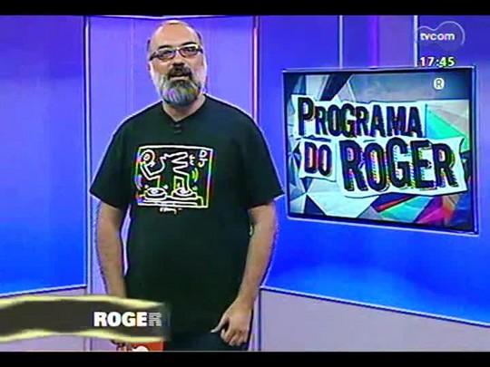 Programa do Roger - Bate-papo e o som da banda Nacional Riviera - Bloco 1 - 09/12/2013