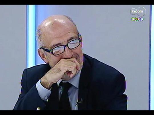 Mãos e Mentes - Ivan Pinheiro Machado, um dos fundadores da L&PM Editores - Bloco 4 - 09/12/2013