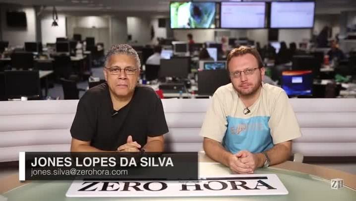 Pós-jogo ZH: o futuro do Inter com o novo Beira-Rio e os jovens que podem ajudar o Grêmio na Libertadores