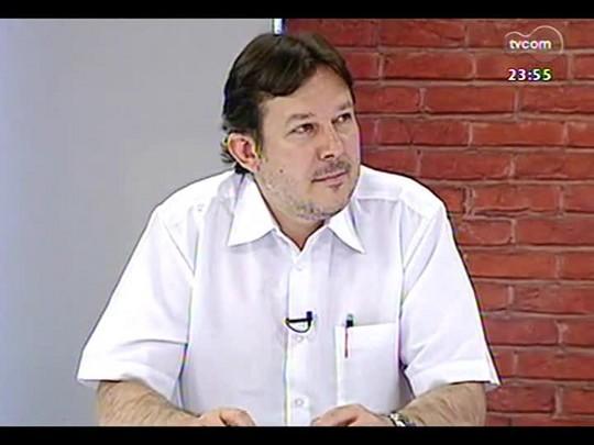 Mãos e Mentes - Arquiteto Tiago Holzmann da Silva - Bloco 2 - 27/02/2014
