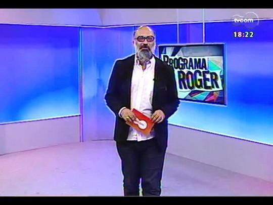 Programa do Roger - Dom La Nena, cantora e violoncelista - Bloco 4 - 19/03/2014