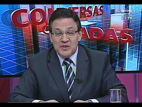 Conversas Cruzadas - Debate sobre a demora do Supremo Tribunal Federal para cumprir prazos - Bloco 4 - 28/04/2014