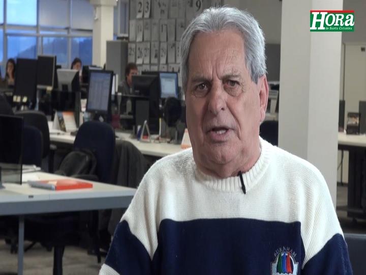 """Miguel Livramento: \""""Não dá pra dizer quem foi pior, Avaí ou Figueirense\"""""""