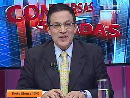 Conversas Cruzadas - Como fica o futuro da licitação para transporte público em Porto Alegre? - Bloco 4 - 03/06/2014