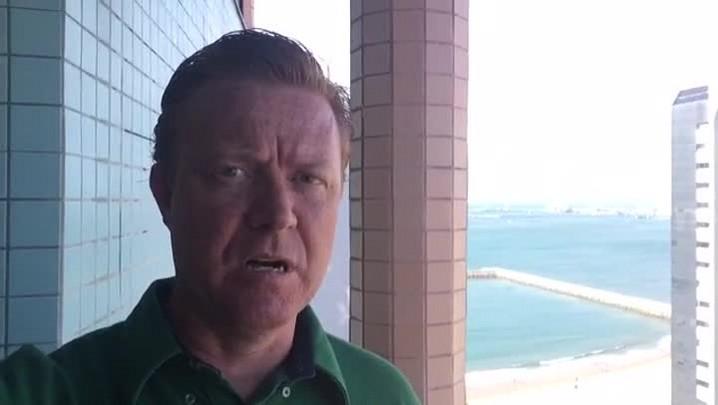 Colômbia faz treino fechado em Fortaleza