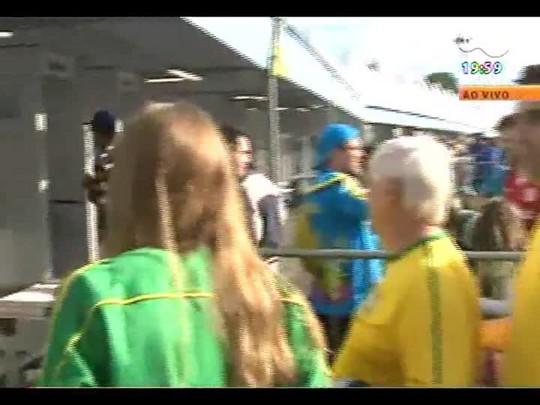 TVCOM 20 Horas - Para onde vão os equipamentos comprados para as estruturas temporárias da Copa - Bloco 1 - 11/07/2014