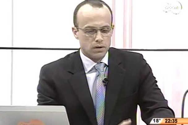 Conversas Cruzadas - Projeto quer impedir que legislador migre para o executivo - 3º Bloco - 14/07/14