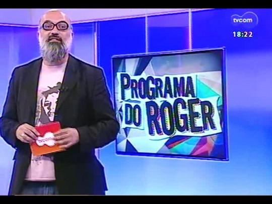 Programa do Roger - Clipe Gaúcho Velocetts \'Ruas de Bom Fim\' - Bloco 4 - 16/07/2014