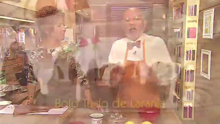 Drops Anonymus Gourmet - Bolo tudo de laranja