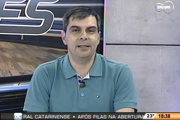 TVCOM Esportes - Entrevista Hemerson Maria JEC - 6.11.14