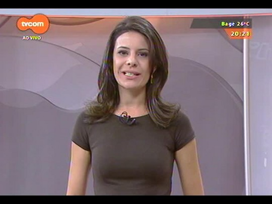 TVCOM 20 Horas - Ministério Público Federal ajuizou a segunda denúncia contra investigados da Operação Concutare - 10/12/2014