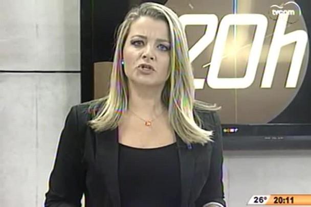 TVCOM 20h - Falta de efetivo faz com que crimes não sejam investigados na Capital - 5.2.15
